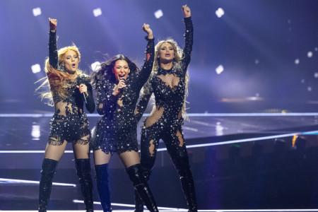 Srbija u finalu Evrovizije! Hurricane oduševio, devojke presrećne: Jedva čekamo subotu! Gledajte nas! (video)