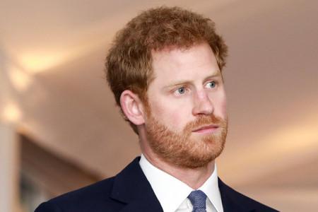 Princ Hari na meti paparaca, vratio se staroj ljubavi (foto)