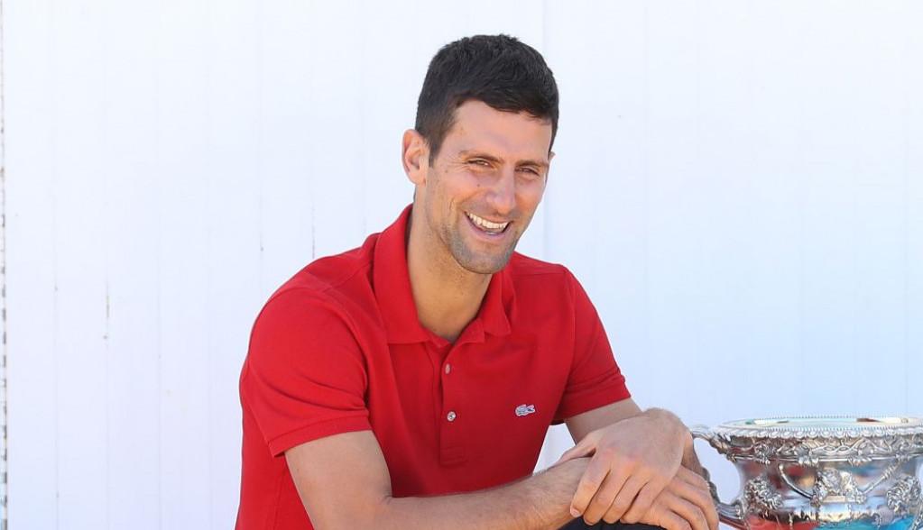 Sa 18 Gren slem trofeja i 36 masters titula Đoković obara rekorde: Srećan 34. rođendan, Nole!