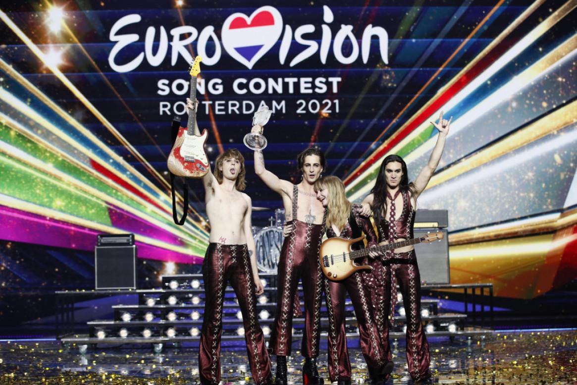 Spektakl u Roterdamu: Italija je pobednik 65. Evrosonga  (foto/video)