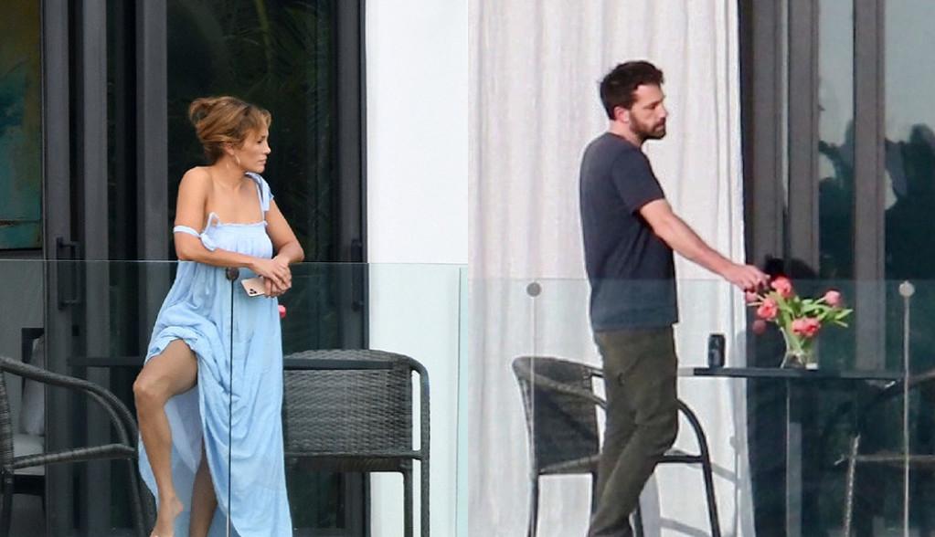 Više se ne kriju: Dženifer Lopez i Ben Aflek zajedno u Majamiju (foto)