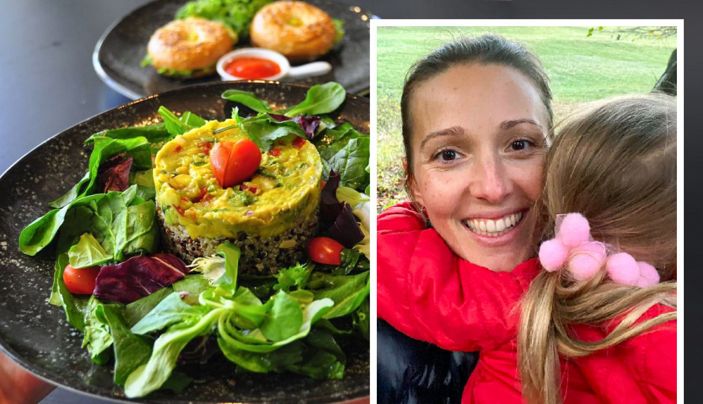 Može i bez mesa: Ovako izgleda savršen ručak Jelene i Tare Đoković (foto)