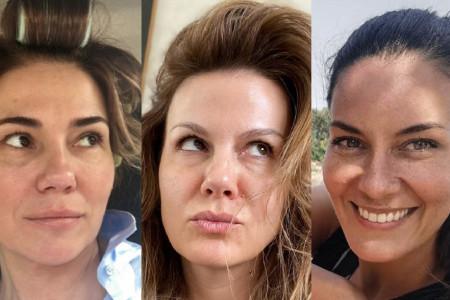 Važe za najlepše srpske voditeljke, a sada su dokazale i zašto: Branka, Maja i Marija u potpuno prirodnom izdanju, bez trunke šminke
