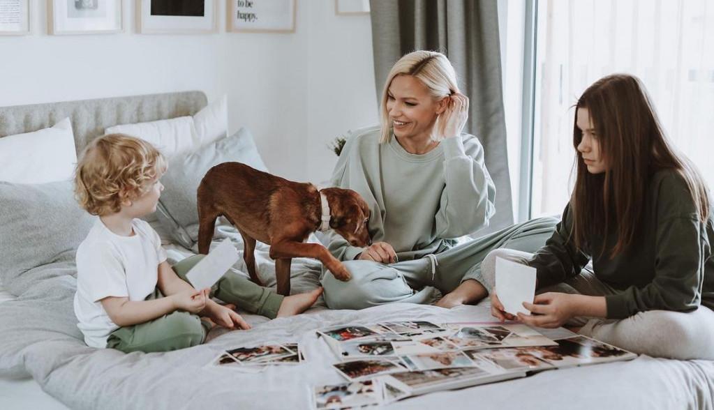 Sa Dedinja u još veći luksuz: Zavirite u novi stan Kristine Bekvalac, komšije su joj sve same zvezde (foto)