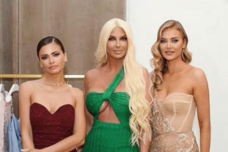 Glamur, stil, luksuz: Jelena Karleuša, Sofija Milošević i Milica Pavlović objasnile modu