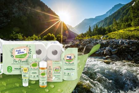 Kompanija dm ide korak dalje u zaštiti životne sredine: Lansirani Pro Climate proizvodi neutralni po životnu sredinu*