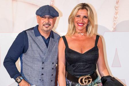 Sreća je ponovo tu: Siniša i Arijana Mihajlović blistali na crvenom tepihu u Beogradu