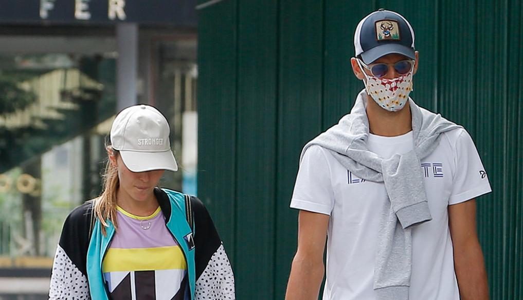 Niko ih nije prepoznao: Jelenina i Novakova trijumfalna šetnja Parizom