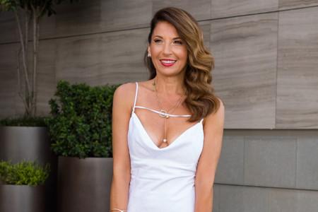 Sanja Marinković kao inspiracija: Kako da ovog leta nosite belu haljinu (foto)