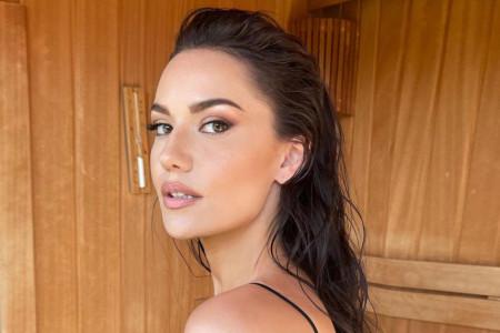 Efekat mokre kose: Turska lepotica Fahrije Evdžen oduševila najjednostavnijom letnjom frizurom (foto)