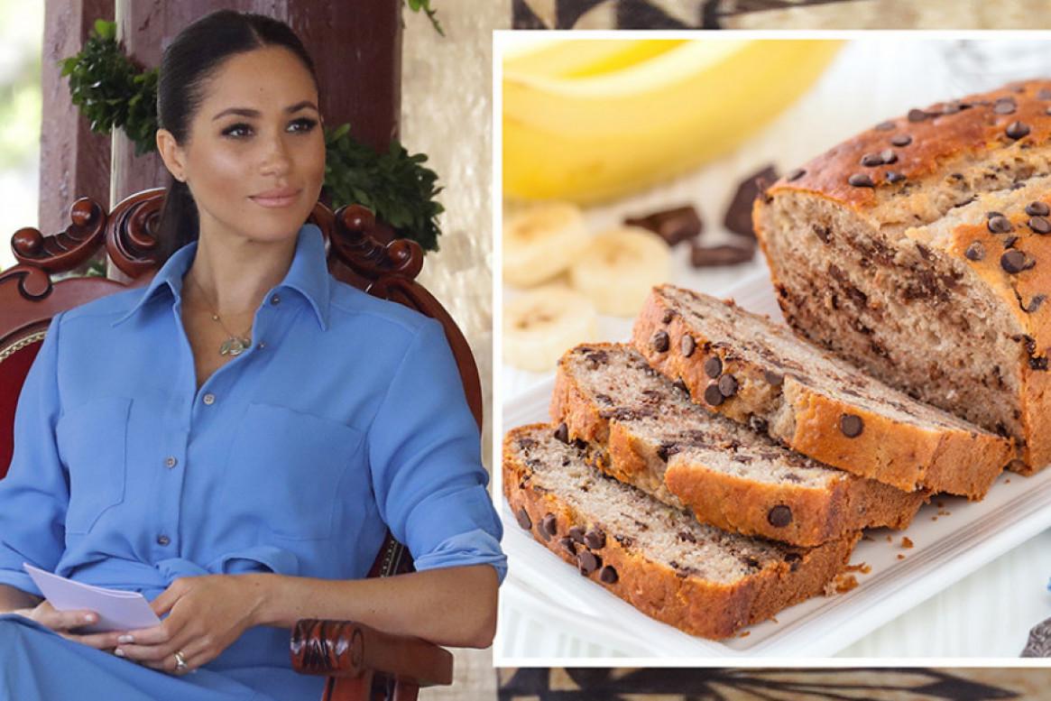 Otkriven tajni recept Megan Markl za banana hleb, kladimo se da ga princ Hari obožava