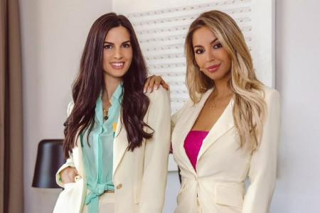 Obe vole tenisera, iste godine postale su majke, posao ih spaja: Sestra Biljane Tipsarević njen je odraz u ogledalu