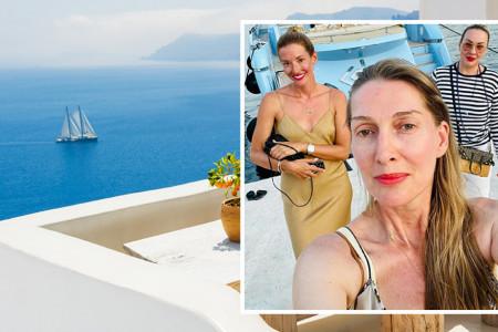 Odmor sa najboljim prijateljicama: Ovako Jovana Joksimović uživa na letovanju (foto)
