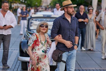 Još jedna nagrada u rukama velike glumice: Filmski festival u Somboru u znaku Mire Banjac