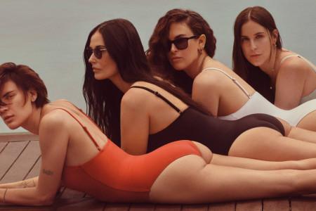 Ko je ovde mama, a ko ćerke: Demi Mur prkosi godinama u kupaćem kostimu (foto)