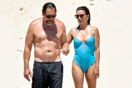 Penelope Kruz i Havijer Bardem: Porodična idila na Sardiniji (foto)