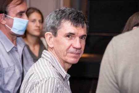 Pobedio bolest: Slavko Štimac prvi put u javnosti po izlasku iz bolnice (foto)