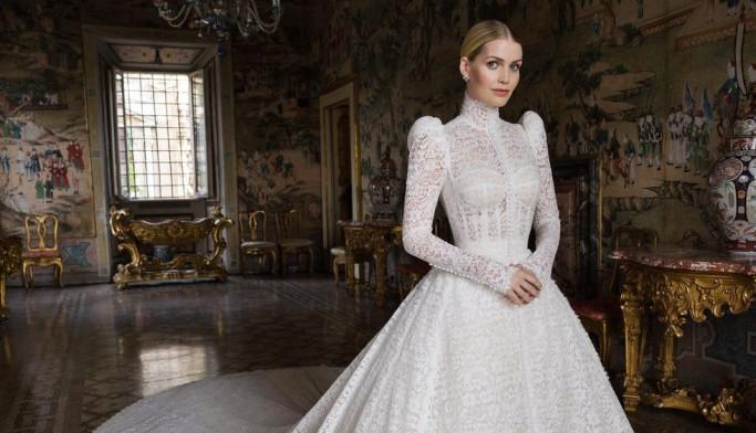 Bajkovito venčanje u Rimu: Udala se Lejdi Kiti Spenser, najstarija ćerka brata princeze Dajane (foto)