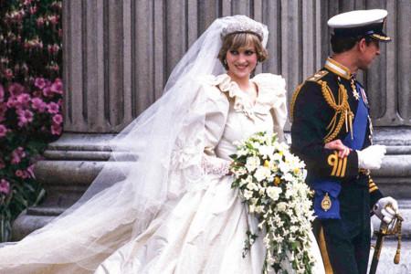Srećni mladenci i nesrećni brak: Četiri decenije od venčanja Princeze Dajane i princa Čarlsa