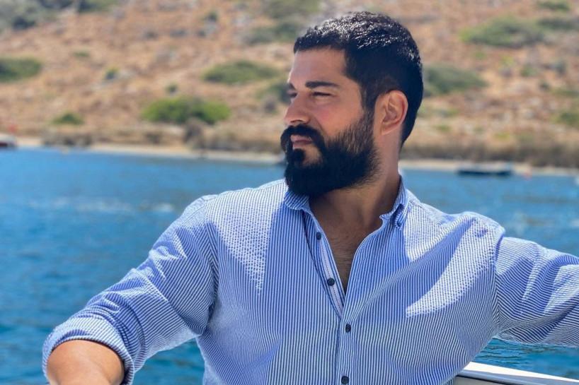 Tajna strast Buraka Ozdživita: Sin Karan ostao u čudu (foto)