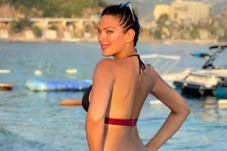 Pamela, gde si da me vidiš: Nina Radulović oduševila novim fotografijama sa plaže (foto)