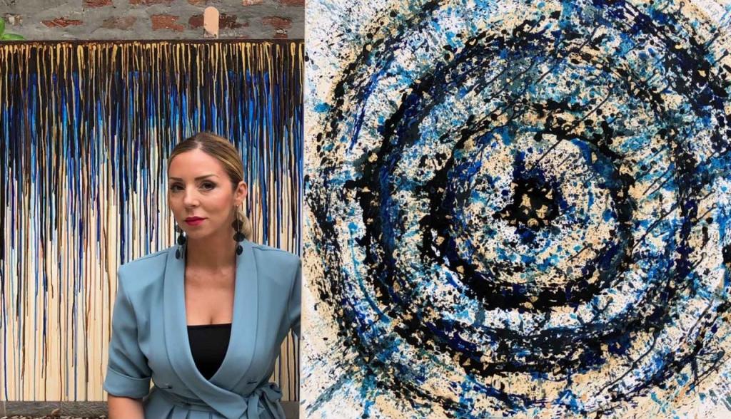 Za sve ljubitelje umetnosti: Samostalna izložba slika Ane Pavlović Kesar pod nazivom Tokovi
