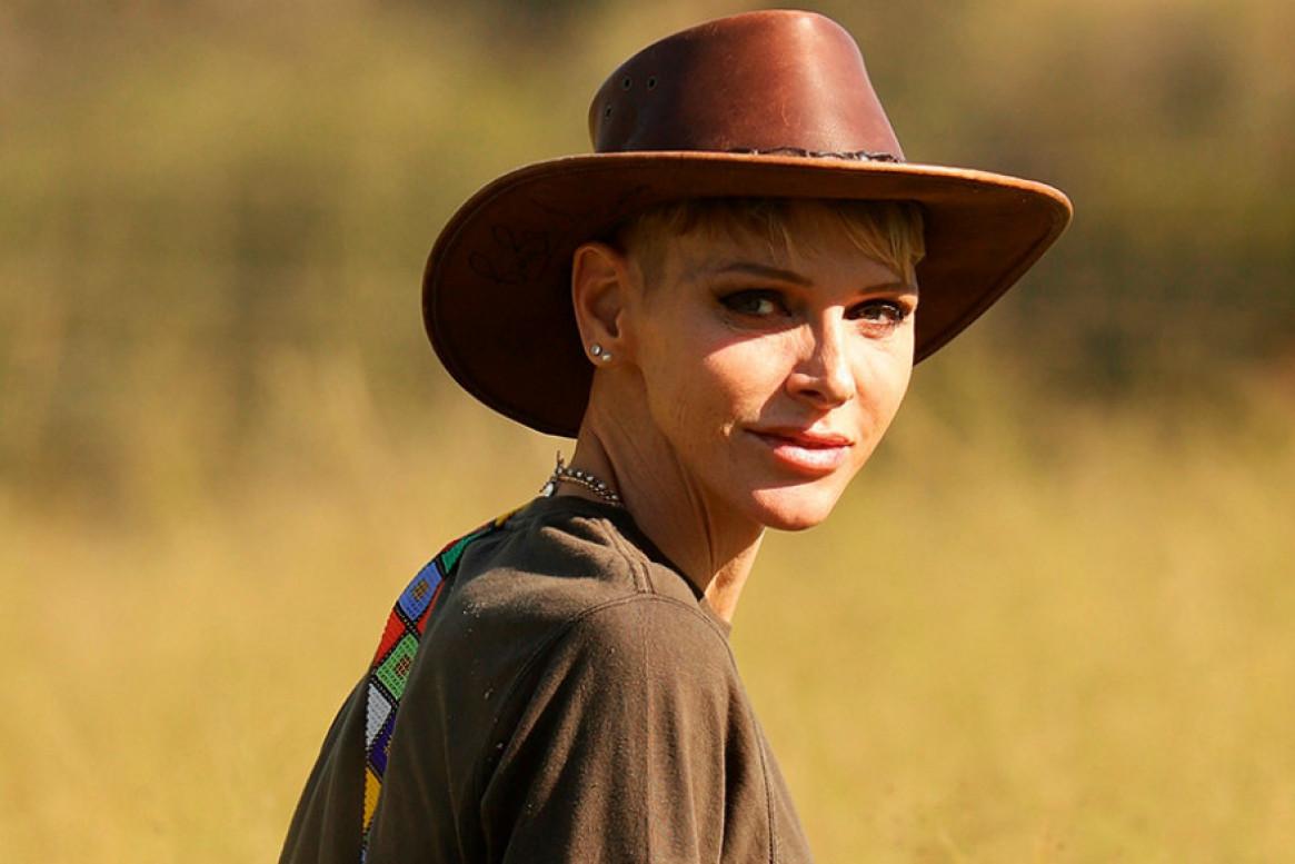 """Daleko od porodice: Princeza Šarlin iz """"zarobljeništva"""" u Africi poslala važnu poruku (foto)"""