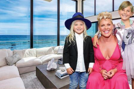 Kuća s pogledom na okean: Za novi dom u Malibuu pop zvezda Pink izdvojila 14 miliona dolara (foto)