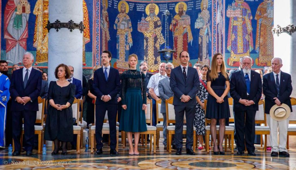 Kraljevska porodica Karađorđević na Oplencu obeležila važan jubilej (foto)