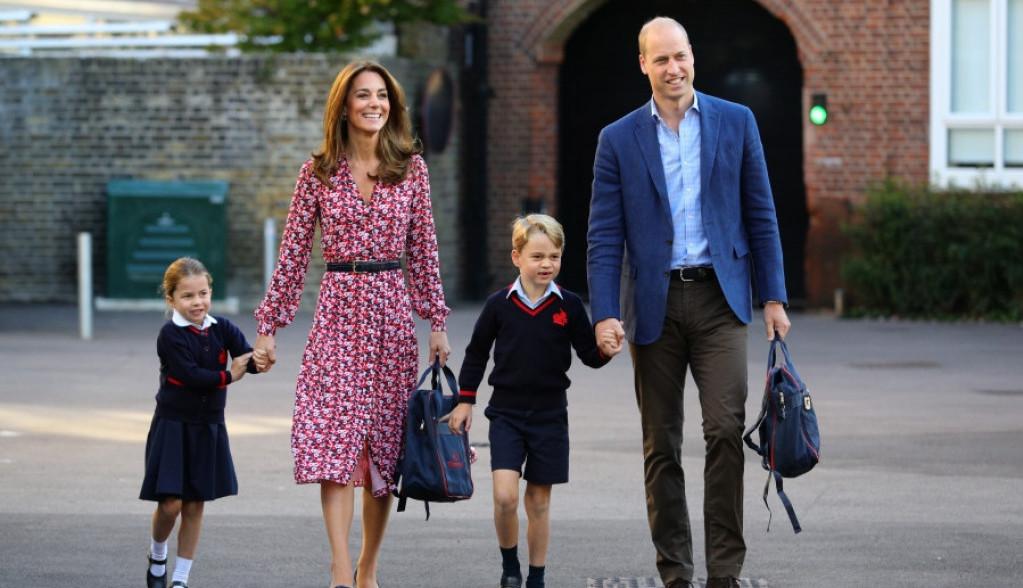 Bez tajni, molim! Princ Džordž i princeza Šarlot ponovo na naslovim stranama, Britanci žele da čuju samo jedno