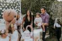 Veliko porodično slavlje: Valentina i Vladimir Stojković u senci ćerke Sare i sina Vladana (foto)