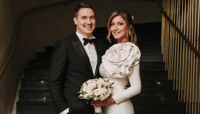 Ekskluzivne fotografije! Anđela Đurašković udala se iz četvrtog pokušaja, zvezda slavlja dvogodišnji sin Mihajlo (foto)