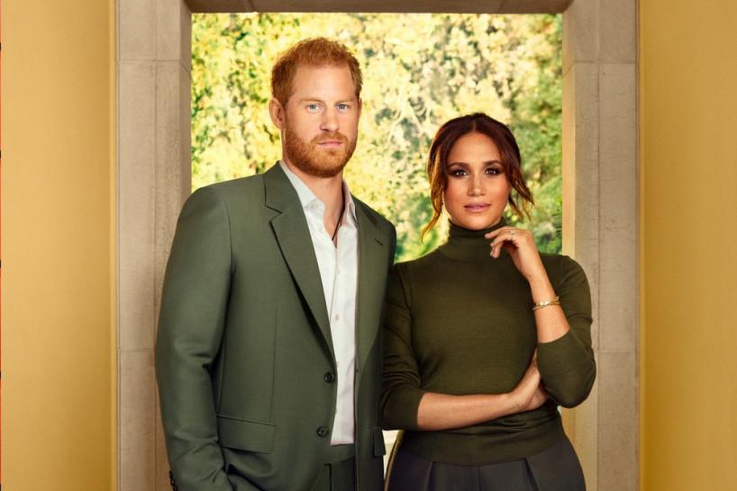 """Saseks duet među najuticajnijima: Princ Hari i Megan Markl na prestižnoj listi magazina """"Time"""" (foto)"""