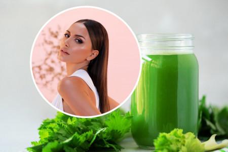 Tajna dobrog izgleda Emine Jahović krije se u čaši zelenog detoksa