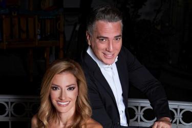 Jovana i Željko Joksimović ekskluzivno za HELLO!: Ana i Srna već sada sve znaju, svet je spreman za njih i one za njega