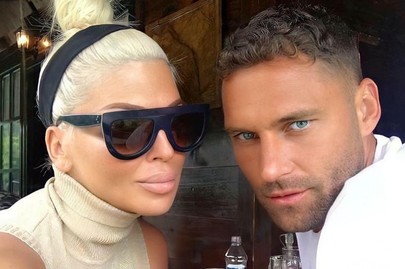 Nikad viđena fotografija: Ovako su Jelena i Duško izgledali na početku zabavljanja, te noći je upoznao njenu porodicu