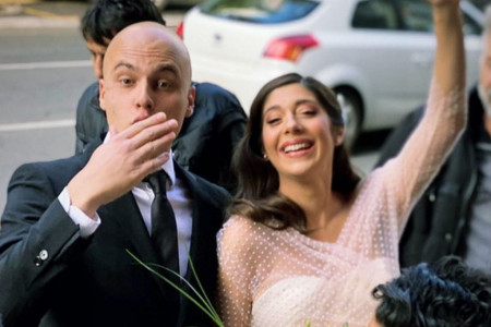 Rekli su da: Venčali se Miodrag Dragičević i Olivera Bacić (foto)