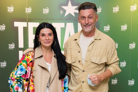 Ovo se zove stil: Aleksandra i Boško ponovo oduševili savršeno usklađenim modnim kombinacijama (foto)