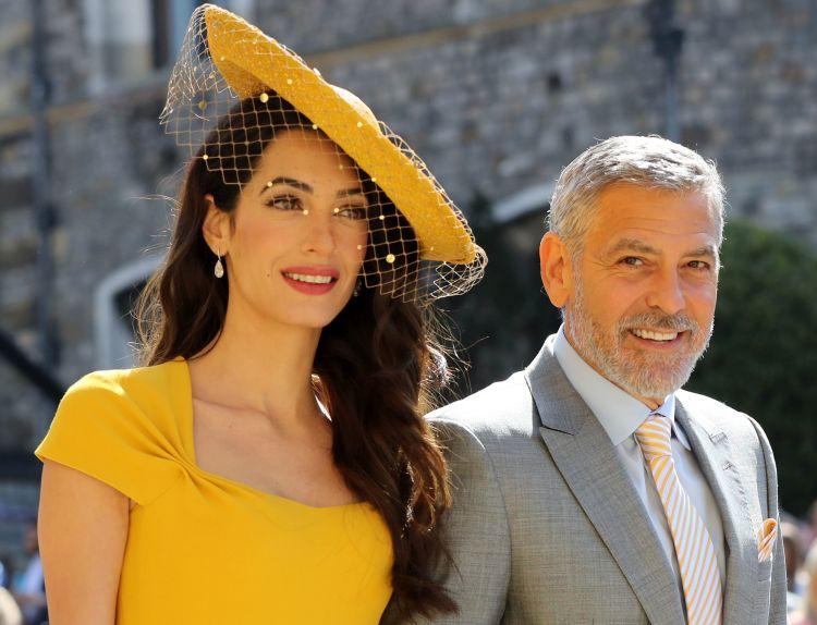 Džordž i Amal Kluni - razvod