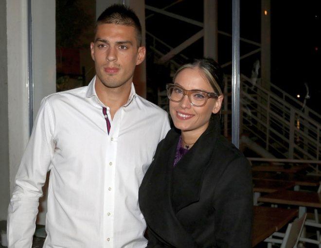 Mirka Vailjević i Vujadin Savić
