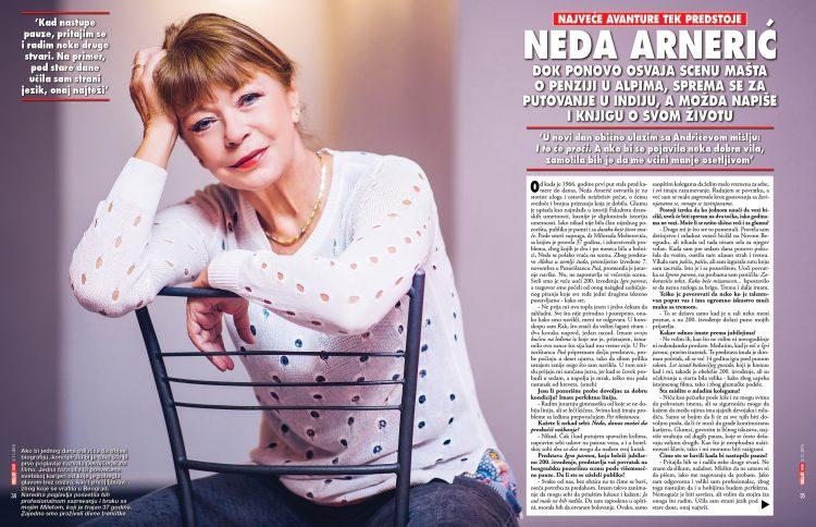 Feđa Stojanović o Nedi