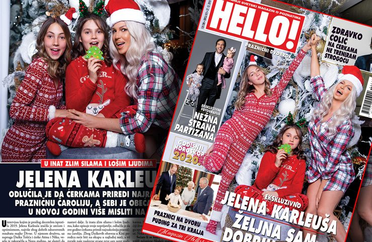 Jelena Karleuša Hello!