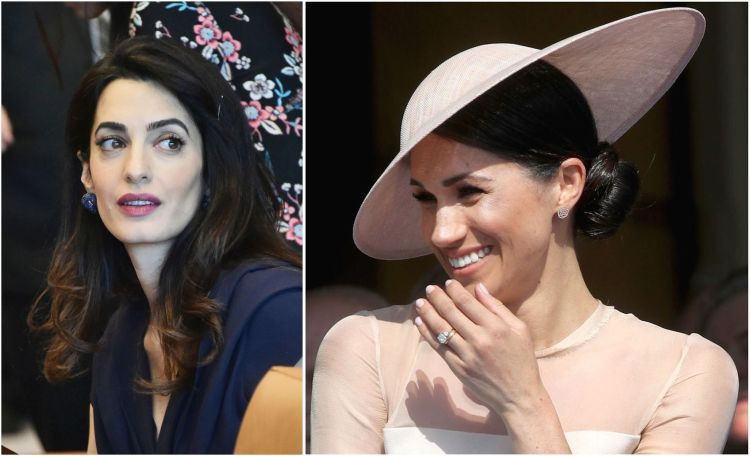 vojvotkinja Megan i Amal Kluni