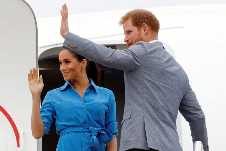 Princ Hari sa porodicom