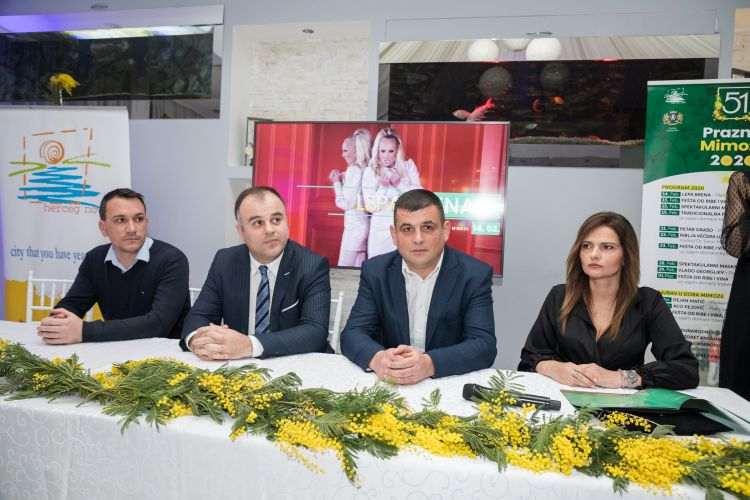 Praznik mimoze u Beogradu