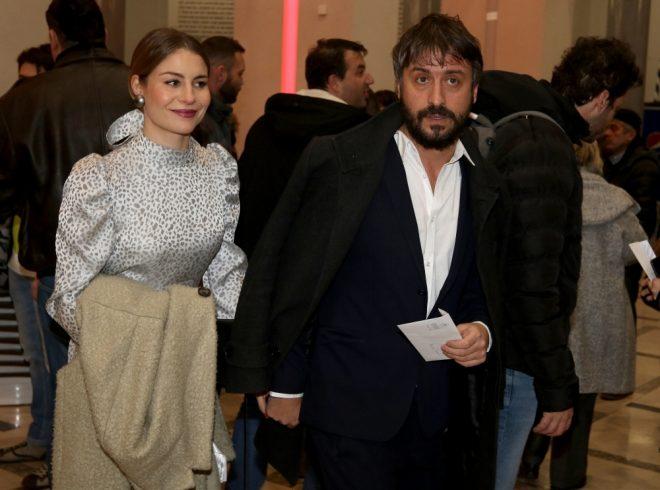 Branislav Trifunović i Tihana Lazović