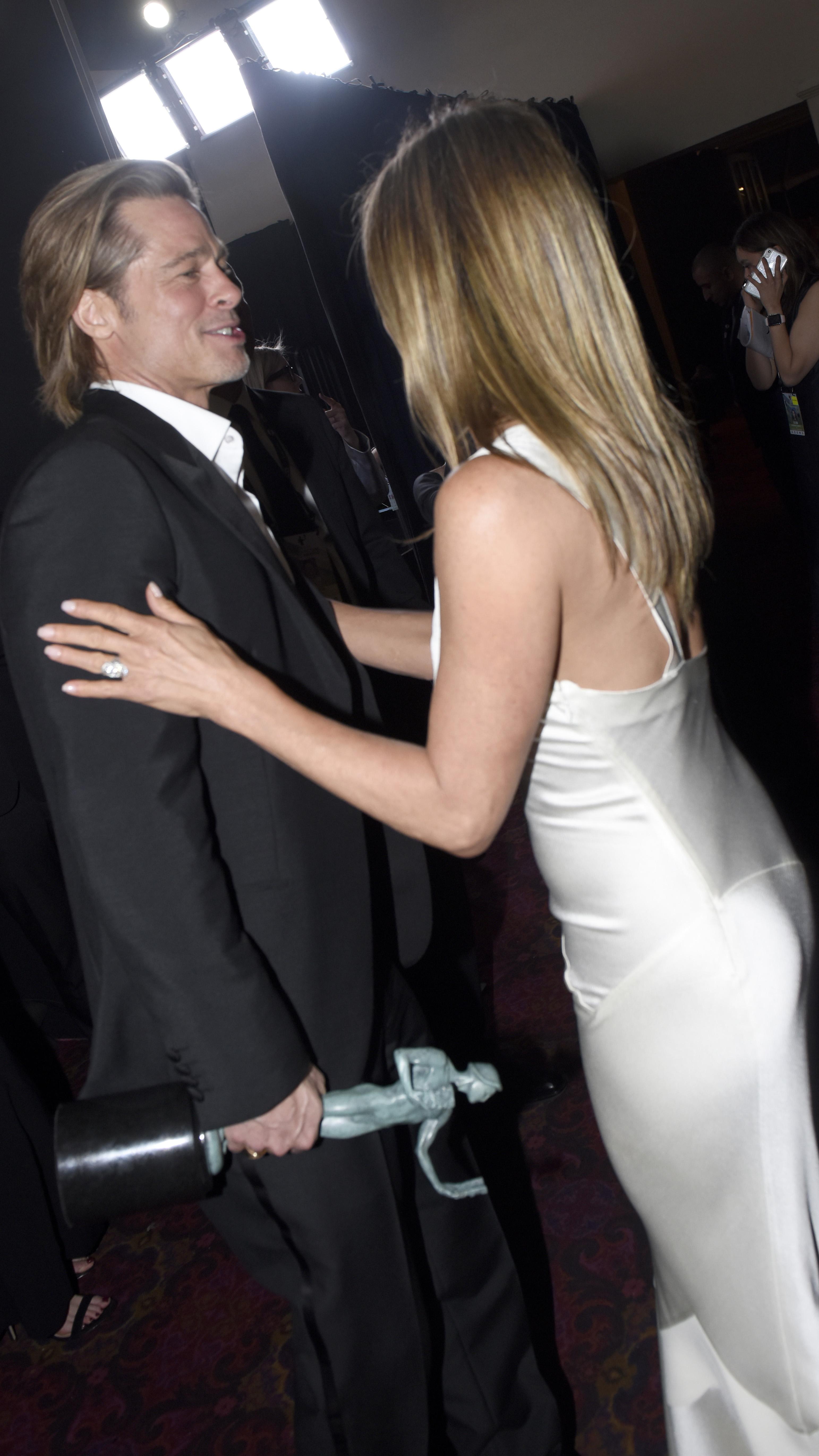 Bred i Anđelina