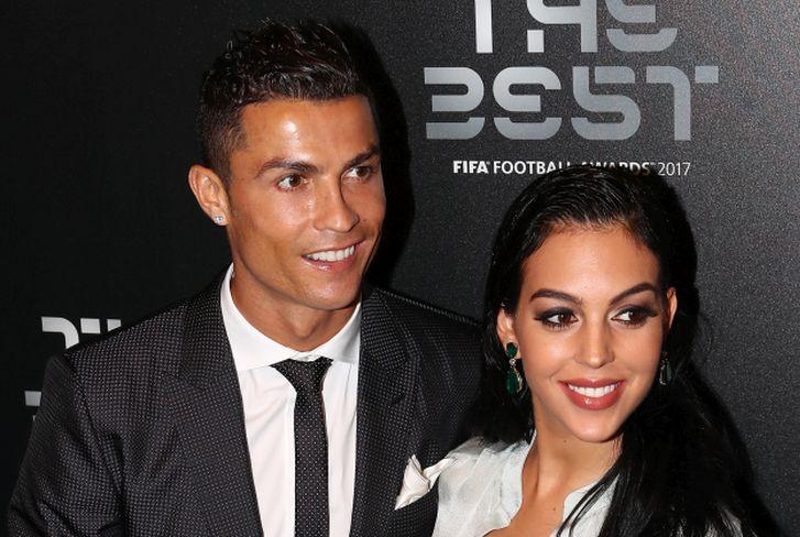 Heorhina i Ronaldo