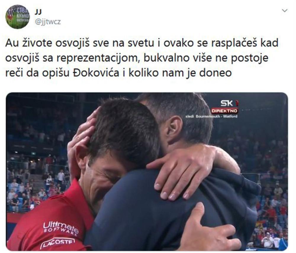 Novak Đoković otkrio