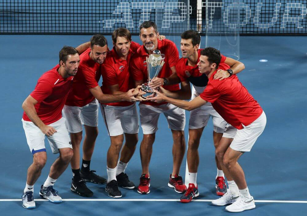 Poznati srpski teniseri, Hello